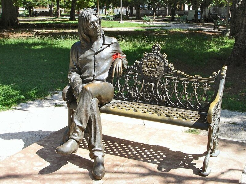 Once a symbol of Western decadence, Castro admired Lennon's dissent in his later years.