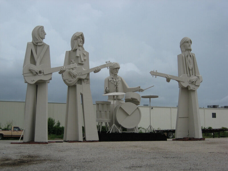 Long tall Beatles.