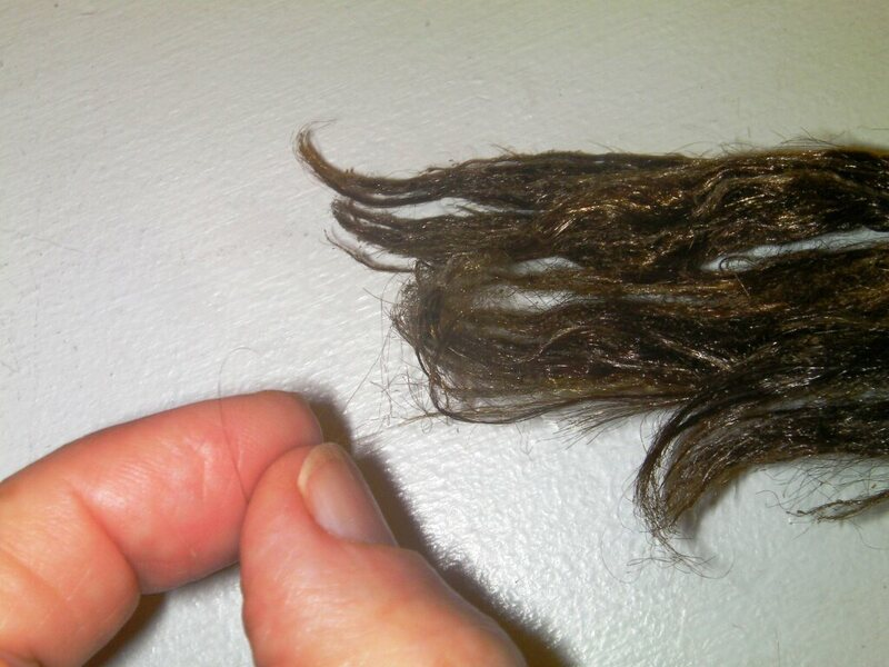 Sea silk is up to three times finer than human hair, with a gold sheen.