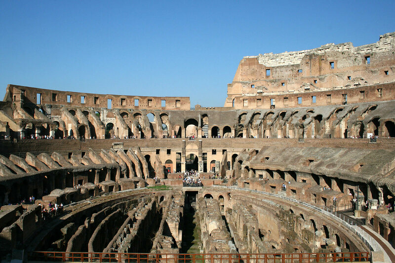 Soon You Will Be Able to Tour the Colosseum's Nosebleed Seats