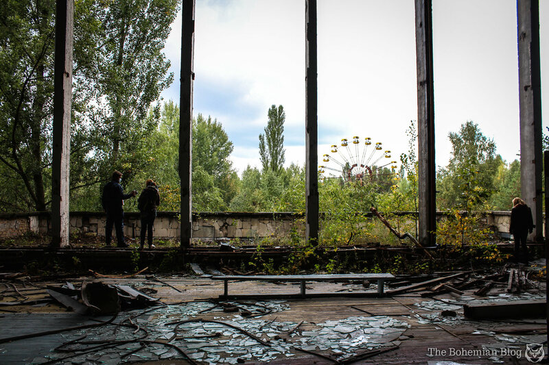Where Mass Tourism Overrides Memorialization, Chernobyl Is Far from a Time Capsule