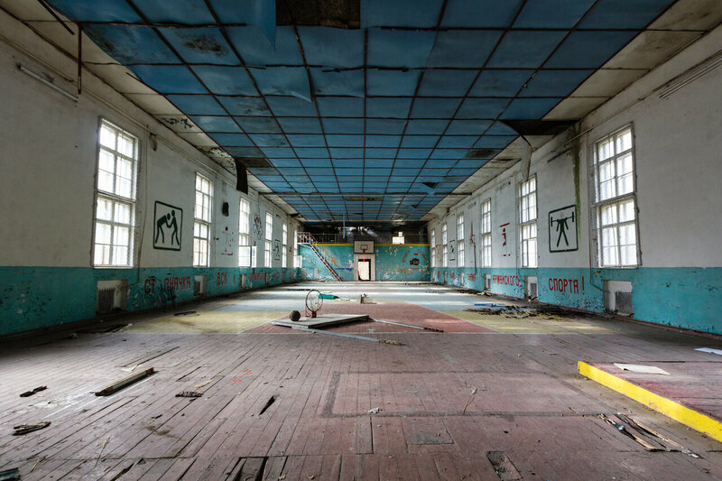 Nuclear Vogelsang: The Lost Soviet City Everyone Wants to Disappear