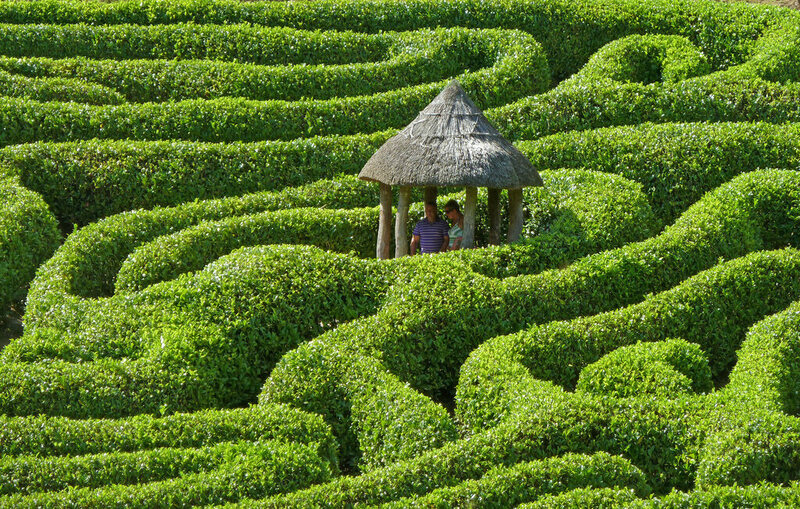7 Hedge Mazes To Enchant And Entrap You Atlas Obscura