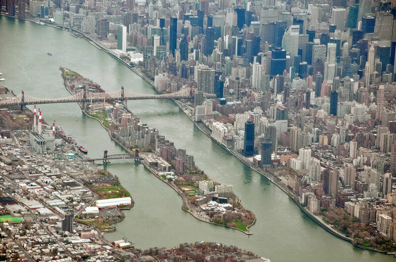 Islands Of The Undesirables Roosevelt Island Atlas Obscura