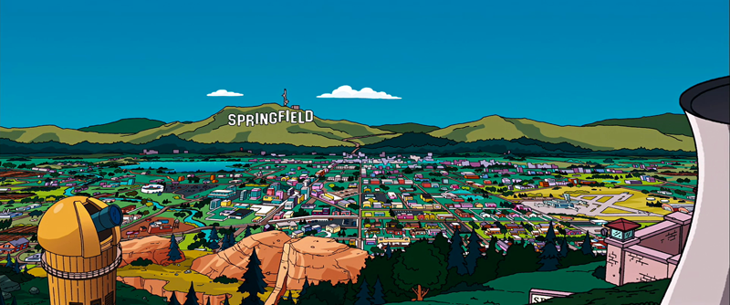 Everything We Know About Springfield, Mapped