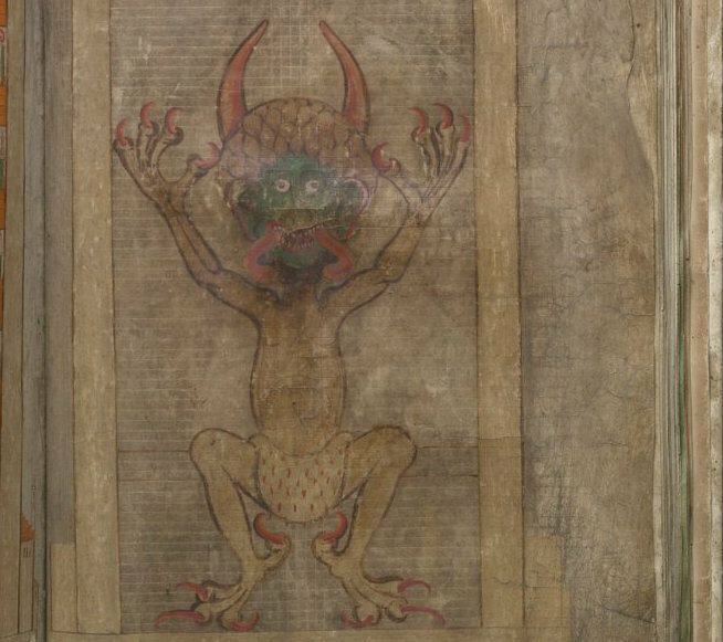 Lucifer Bible: Object Of Intrigue: The Devil's Bible