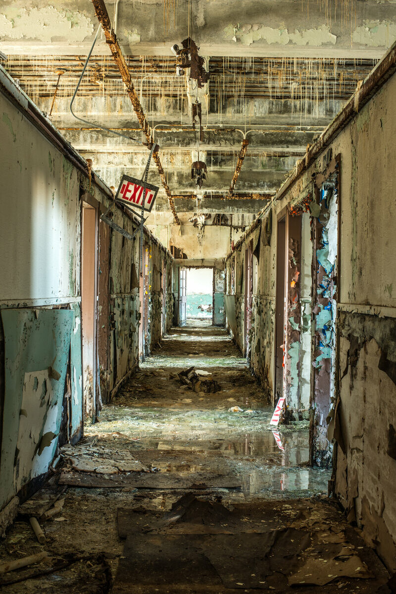 Underground Military Bases For Sale Haunting Photos Of An Abandoned Air Force Base Atlas Obscura