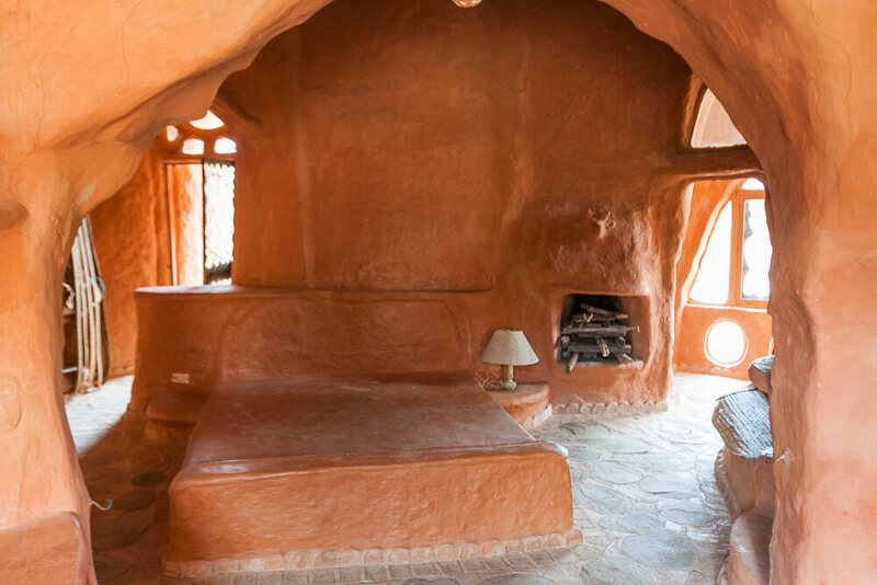 Could This Surreal Terracotta House Be The World S Largest
