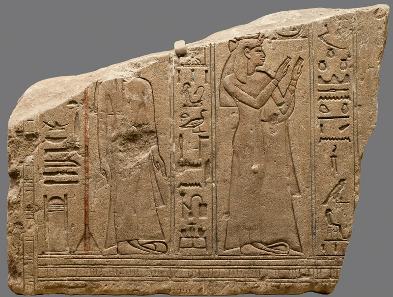 The Real Housewives of Ancient Egypt Had 8-Foot-Long Prenups