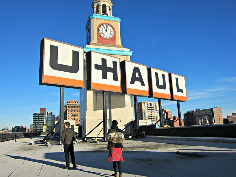 U-Haul Clock Tower Flushing, Queens