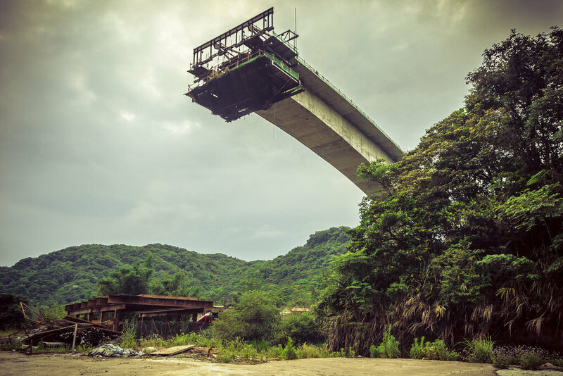 On the Road to Nowhere: Abandoned Bridges