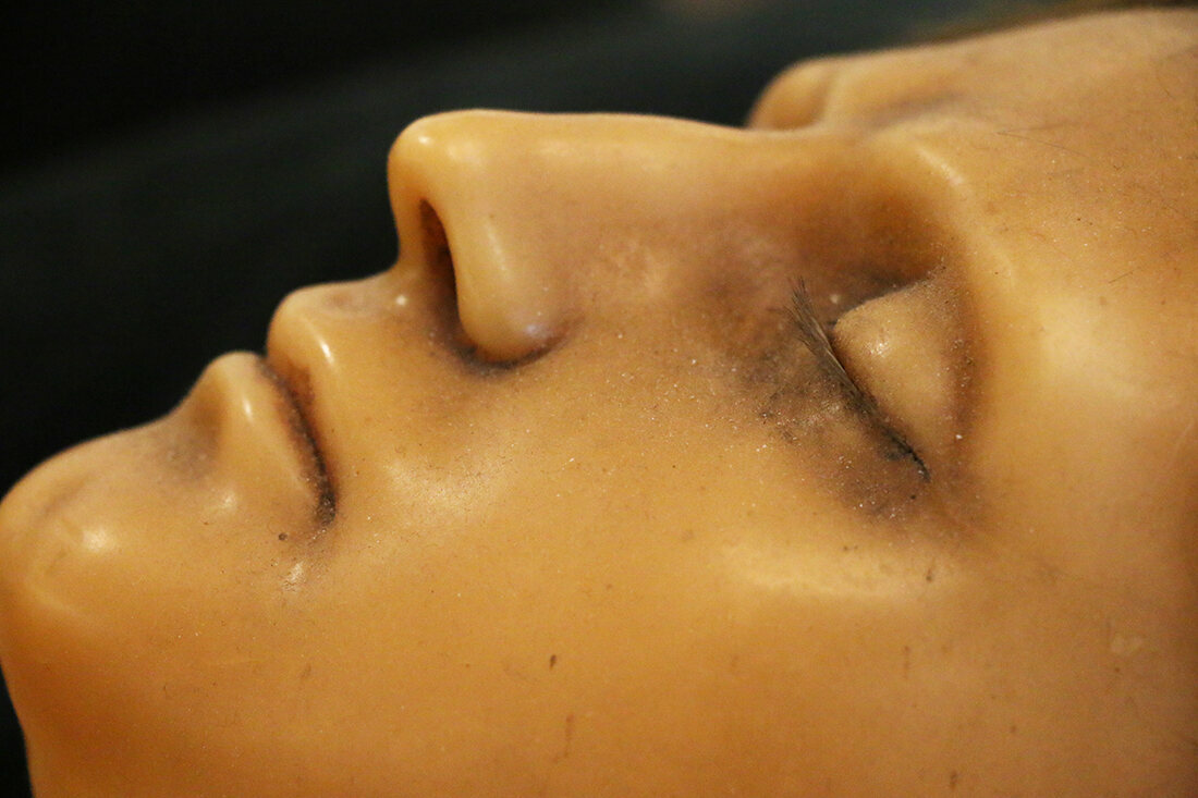 The Grotesque 100-Year Old Wax Figures on Display in Brooklyn