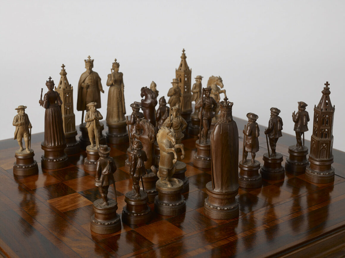The World S Most Beautiful And Unusual Chess Sets