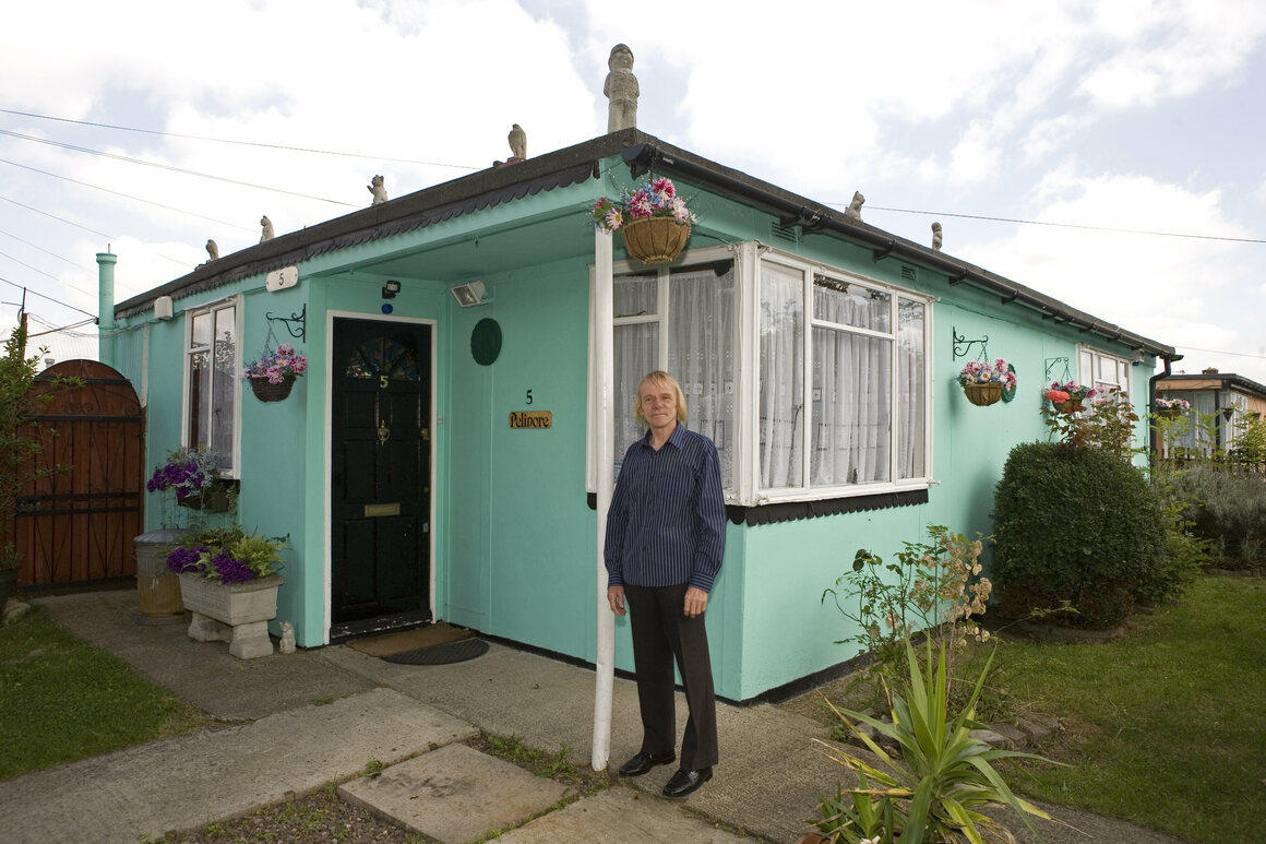 A Fond Farewell To Britain S Prefab Wwii Bungalows Atlas