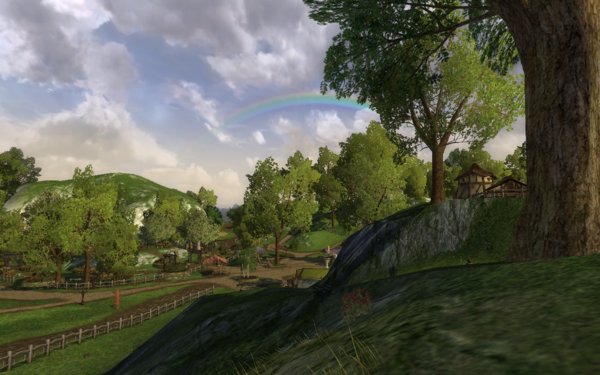Hidden Wonders of the Digital World: Lord of The Rings Online