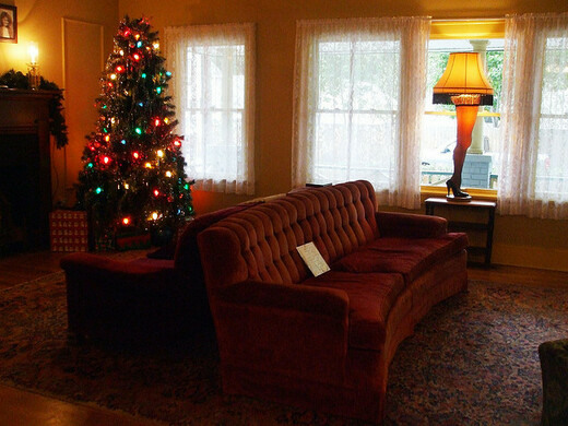 A Christmas Story House And Museum Cleveland Ohio Atlas Obscura