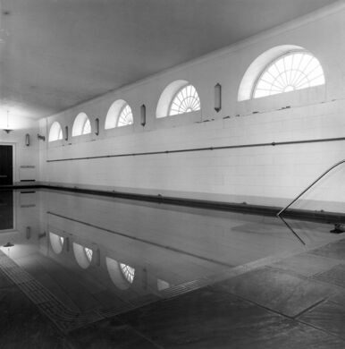 Fdr S Swimming Pool Washington D C Atlas Obscura