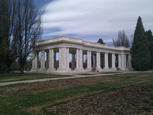 Image result for Cheesman Park,