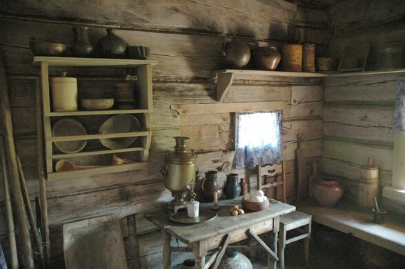 Museum Of Wooden Architecture And Peasant Life Suzdal