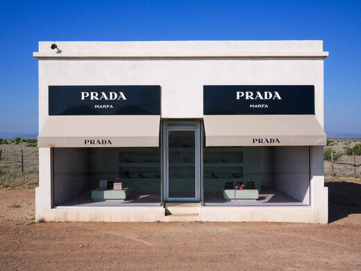 prada marfa valentine texas atlas obscura. Black Bedroom Furniture Sets. Home Design Ideas