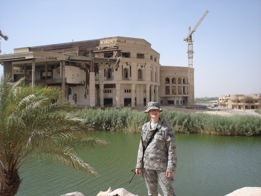 victory palace america iraq palaces baghdad saddam hussein megalomaniacs history abandoned essential guide flickr atlasobscura atlas creative commons base