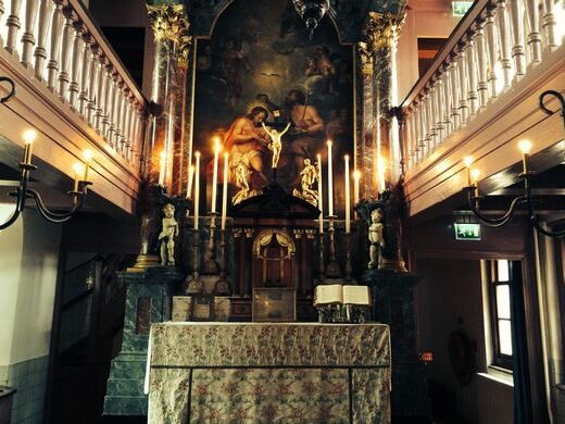 Attic Pictures our lord in the attic – amsterdam, netherlands - atlas obscura