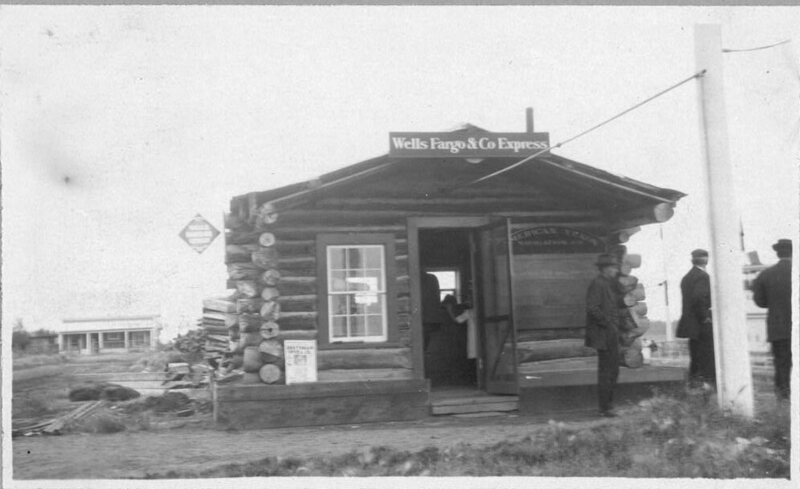 Wells Fargo & Co. Express, Alaska
