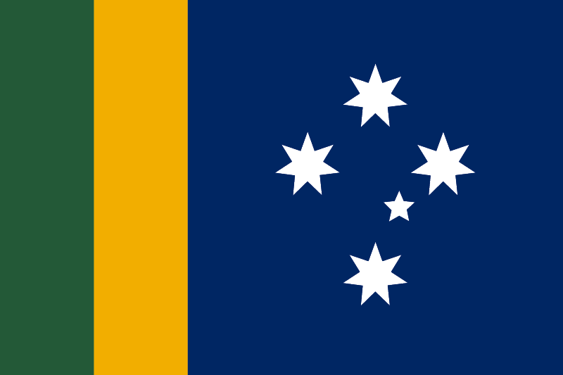 why does the australian flag still have a union jack atlas obscura