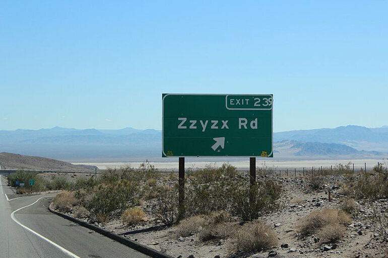 Zzyzx, California, Or the Biggest Health Spa Scam in American ...