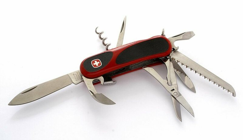 The Simple Elegant History Of The Swiss Army Knife