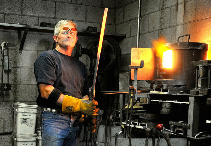 The 10 Trials of the Master Bladesmith - Atlas Obscura