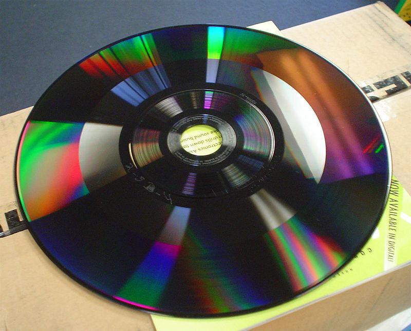 The Doomed Effort To Make Videos Go Vinyl Atlas Obscura