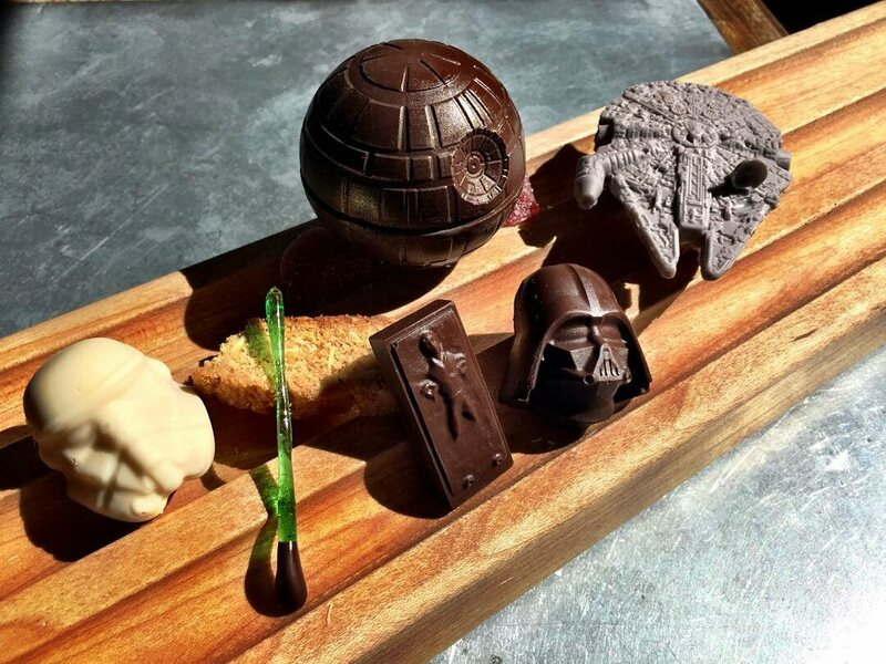 Don't listen to Yoda! You can indeed try each of these desserts.