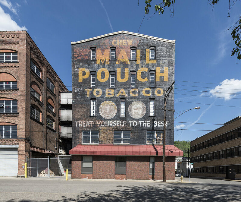 Walldogs And The Disappearing Art Of Painting Signs On