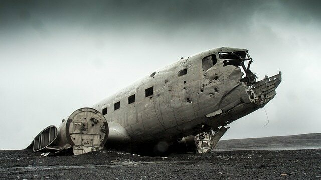 FOUND: Perplexing Reports of a 'Skeleton Plane' - Atlas Obscura