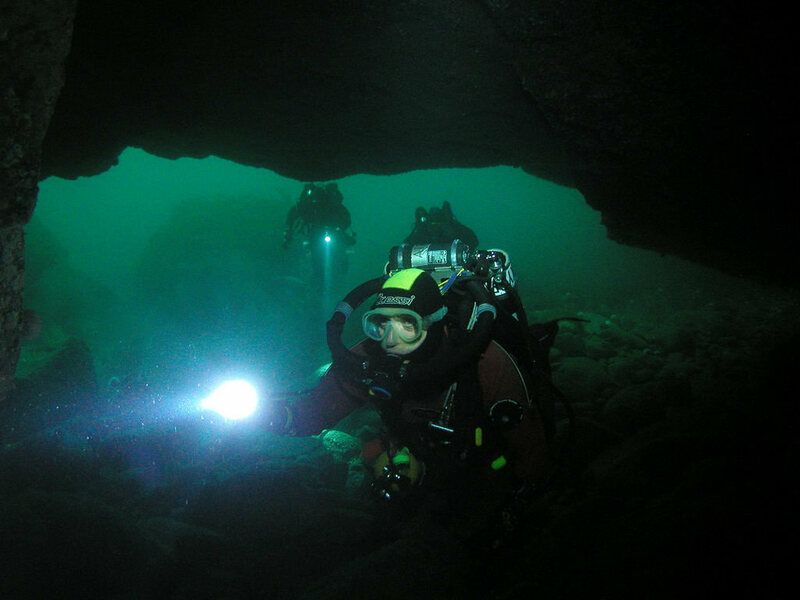 Cave Diving Is Every Bit As Dangerous And Wonderful As It