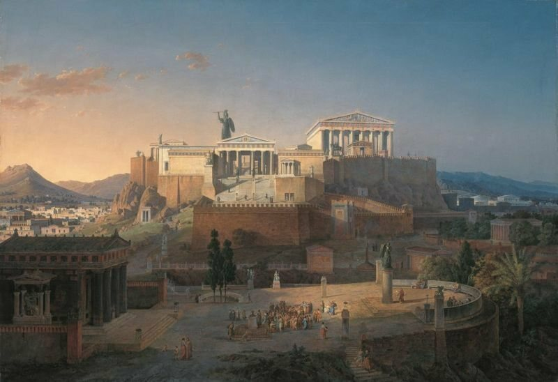 The Ancient Greeks Sacrificed Ugly People - Atlas Obscura