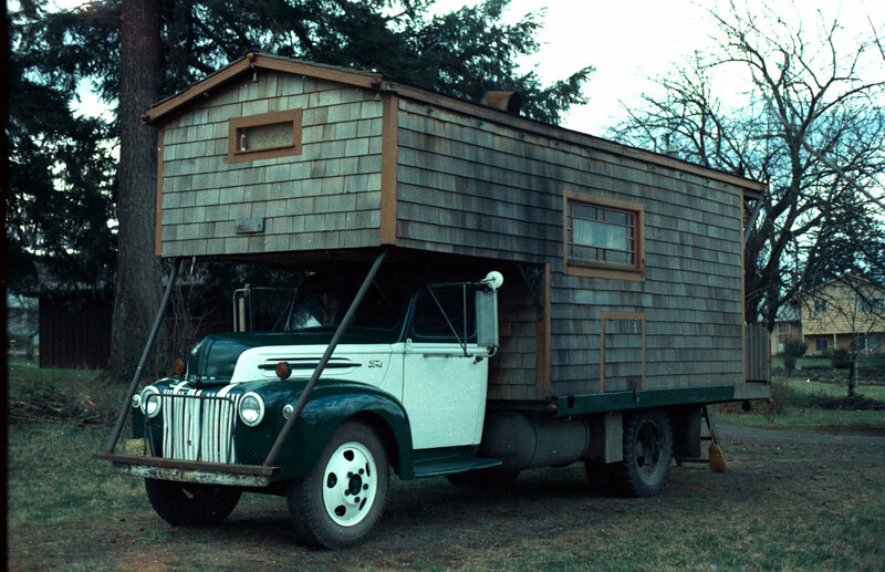 Look At These Adorable Tiny Homes On Wheels Called