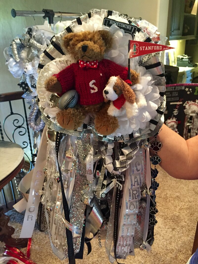 Exploring The Over The Top Texas Tradition Of Homecoming Mums