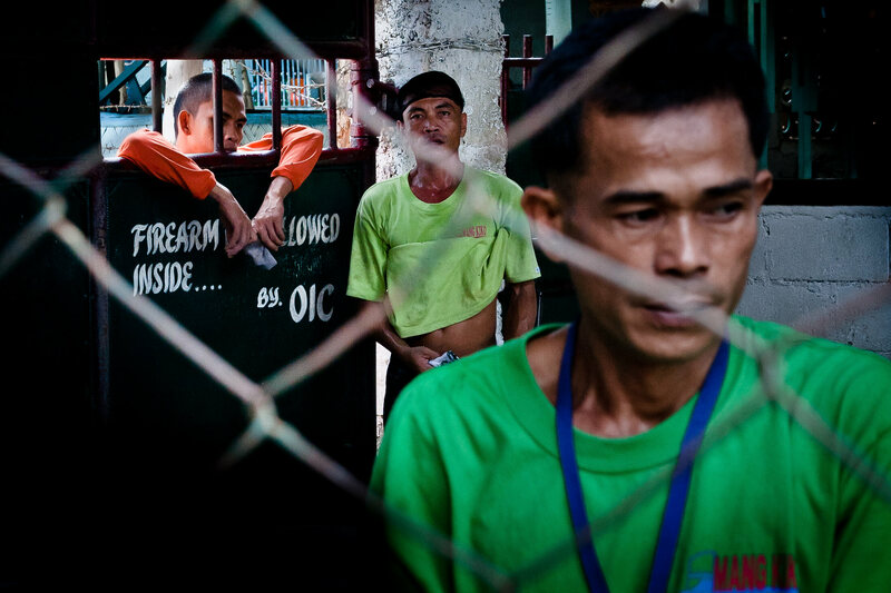 The Open Air Philippine Prison Where Inmates Dance For