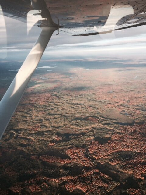 25 Incredible Views From Plane Passengers Windows Collected By
