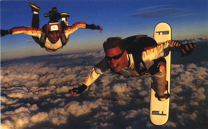 The Life and Death of Skysurfing - Atlas Obscura