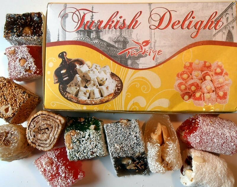 C s lewis 39 s greatest fiction was convincing american kids for Divan rose turkish delight