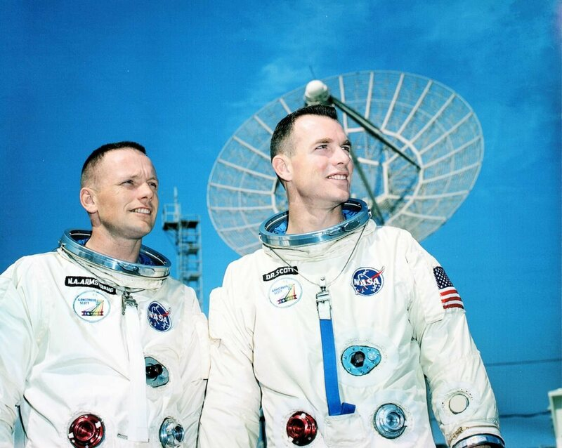 Scott and Armstrong