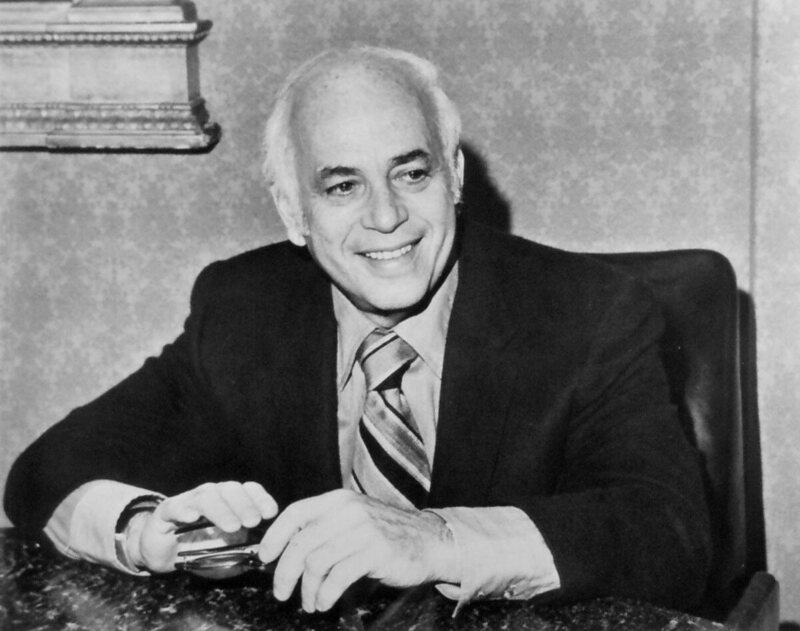 Allen Funt, host and creator of Candid Camera and unlikely infiltrator of everyday Soviet Russia.