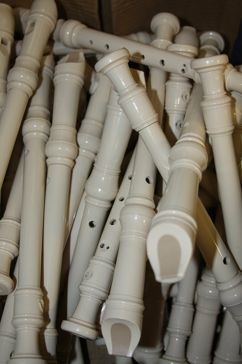 why every kid in america learns to play the recorder atlas obscura