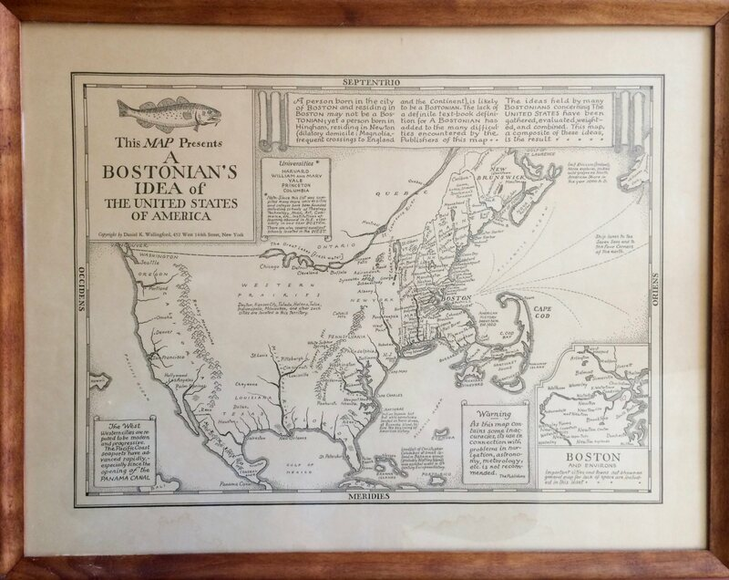Map Of Usa And England.Northeasterners Were Always Snobs And These Maps Prove It Atlas