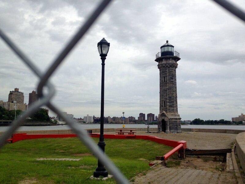 Roosevelt Island Lighthouse - Atlas Obscura