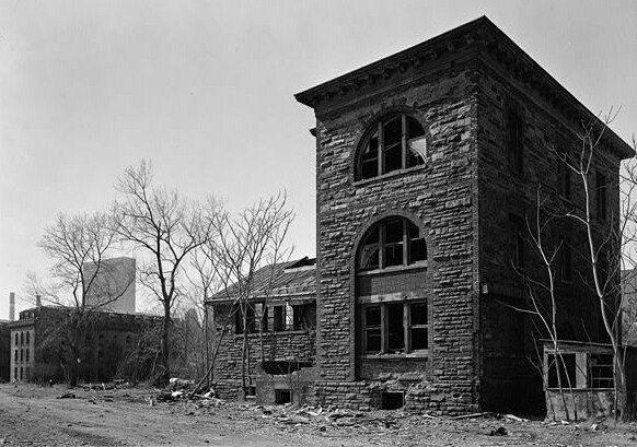 Roosevelt Island Strecker Laboratory- Atlas Obscura