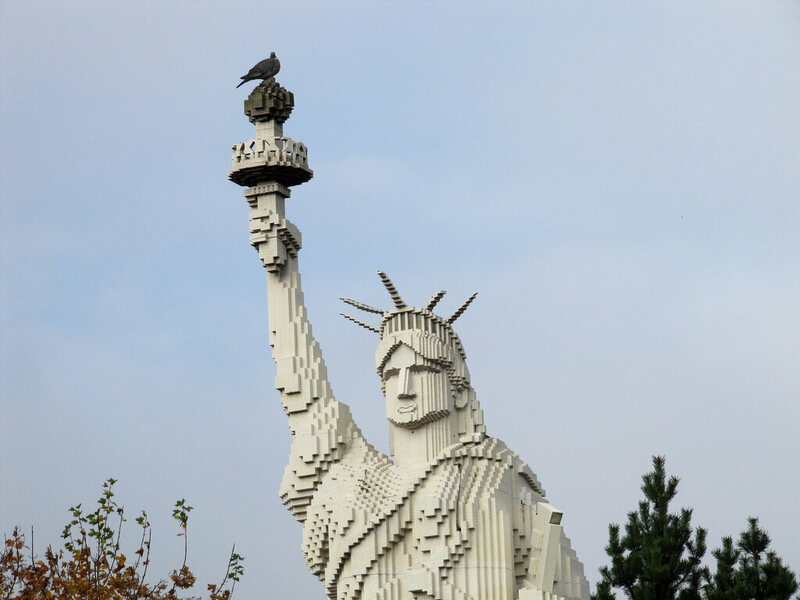 New York S Statue Of Liberty Is Just One Of Many Worldwide Atlas